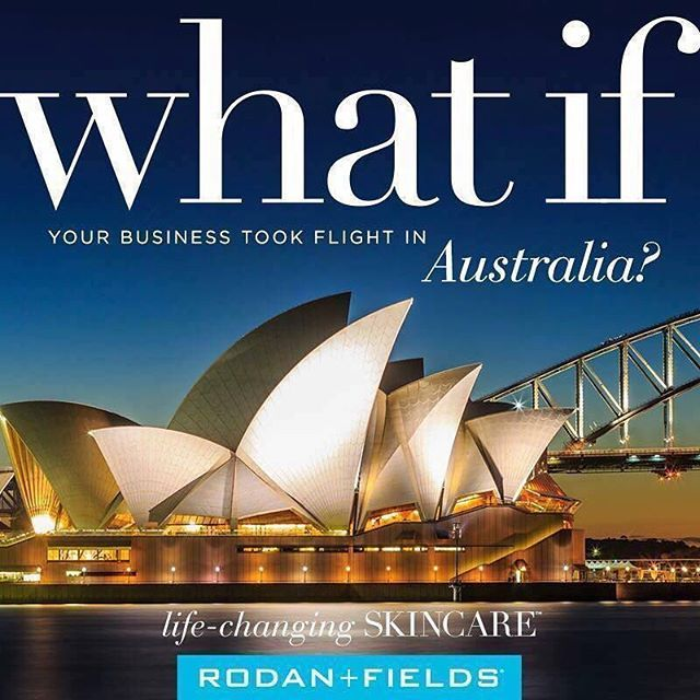 We started to Pre Enroll the lovely people that live in AUSTRALIA! You can be the VERY FIRST R+F consultants in your entire COUNTRY! I'm already growing a team there and would LOVE to connect you to it! More info: 🇳🇿Australia: www.rodanandfields.com.au/2943800 #premiumskincare #womeninbusiness  #mumswhowork #womenentrepreneurs #womeninbiz #girlboss #womensupportingwomen #joinmyteam #ownyourtime #realresults #opportunityknocks #BusinessOpportunity #entrepreneur