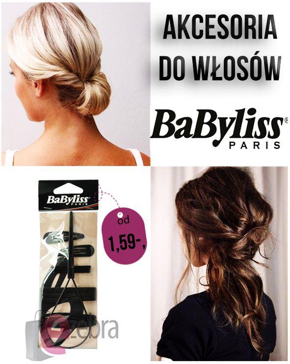 http://ezebra.pl  #beautyhair #pięknewłosy #włosy #babyliss #hairstyle #kosmetyki #ezebrapl