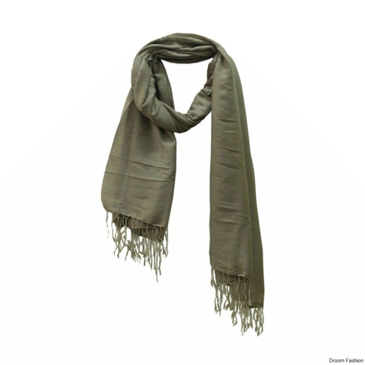 Alway carry a neutral coloured scarf in your bag  Every time you feel the need of a scarf for more than one reason to shop with us, visit us on http://www.droomfashion.com/