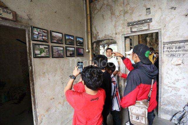 Museum Mini Sisa Hartaku ini memang sengaja di bangun untuk mengenang dahsyatnya letusan Gunung Merapi tahun 2010 kemarin. (Benedictus Oktaviantoro/Maioloo.com)
