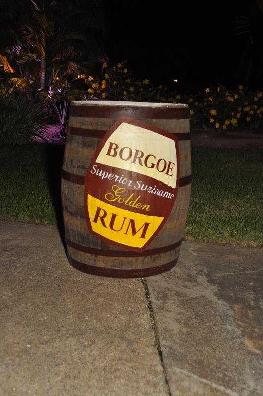 Rum barrle Rumhuis