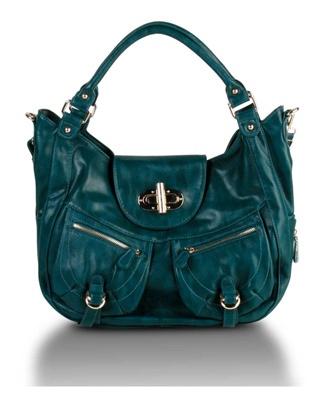 Teal #purse Mmmm, teal :)