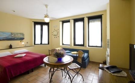 Hotel Villa Medici Naples, Room 304