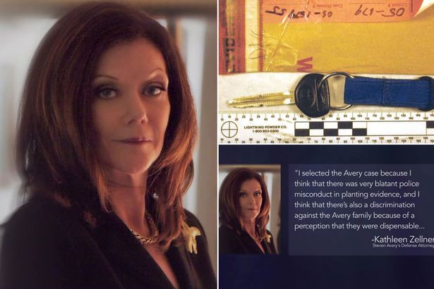 Kathleen Zellner Defends Steven Avery