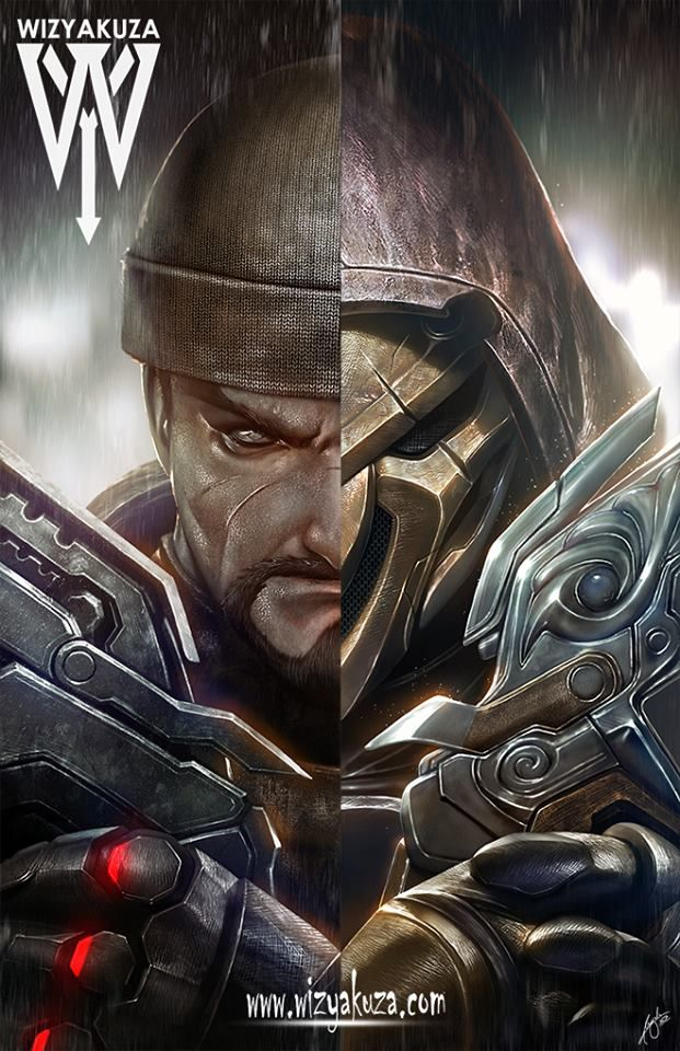 #overwatch #reaper this artist is awesome, I have a ton of their other pictures