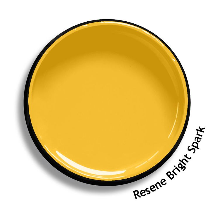 Resene Bright Spark is a hot sizzle of yellow. From the Resene KidzColour colour range. Try a Resene testpot or view a physical sample at your Resene ColorShop or Reseller before making your final colour choice. www.resene.co.nz/kidzcolour.htm