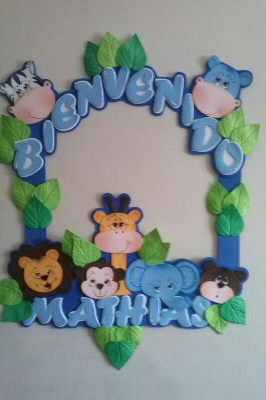 93 best images about baby showers on pinterest - Manualidades decoracion bebe ...