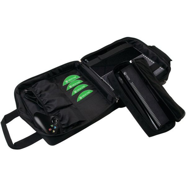 Xbox One(TM)/Xbox 360(R)/Xbox(R) Slim & Xbox(R) Kinect(R) Multifunction Carrying Case - CTA - XB1-MFC