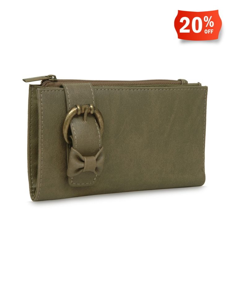 Baggit:L Crayon Ludia Bronze - Rs. 1,250/-  Discount price: Rs. 1,000/- Buy Now at: http://goo.gl/cQPbz9