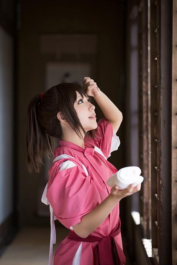 Sen (Chihiro) | Sen to Chihiro no Kamikakushi #anime #cosplay