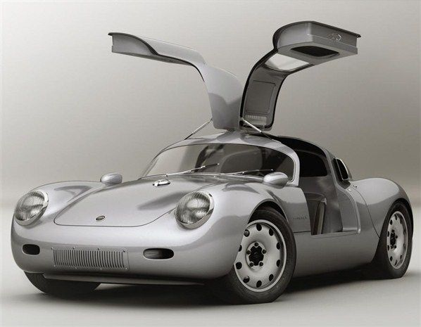 Visit The MACHINE Shop Café... ❤ Best of Porsche @ MACHINE ❤ (1953-56 PORSCHE 550 Gullwing)