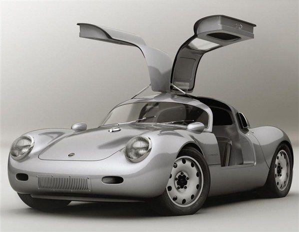 Visit The MACHINE Shop Café... ❤ Best of Porsche @ MACHINE ❤ (1953-56 PORSCHE 550 Gullwing)