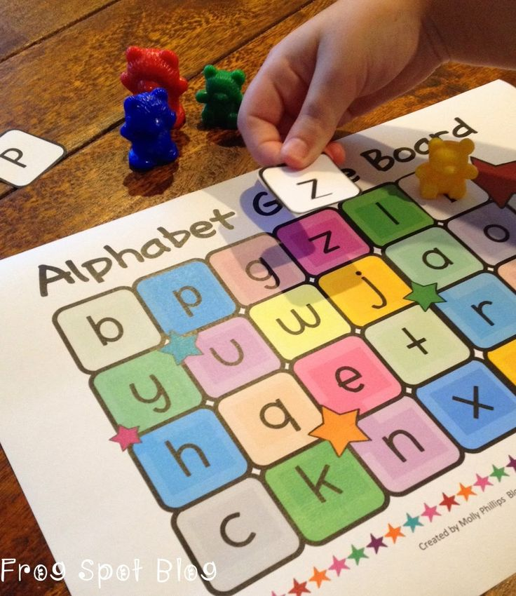 Best AbcS Images On   Preschool Letter Games And