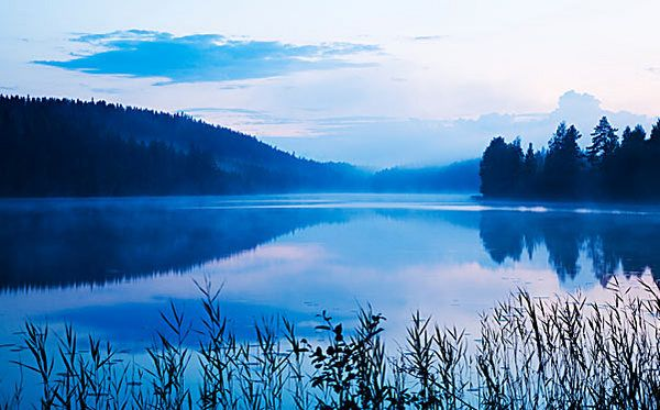 """Oh... Finnish lakes... now I have a huge """"home longing""""... I'm so happy to know I'll be there in a month! :-D"""