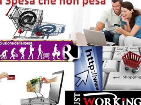 Just Working Spesa Online