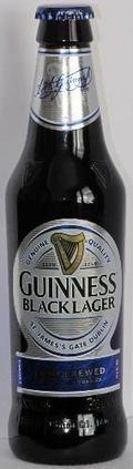 Guinness Black Lager - Schwarzbier