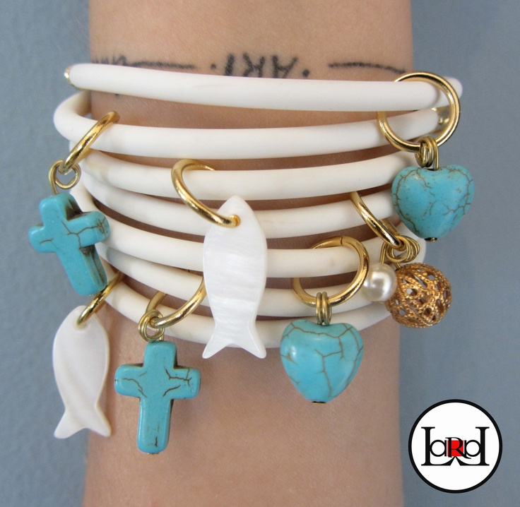 LARA ART Greek summer bracelets