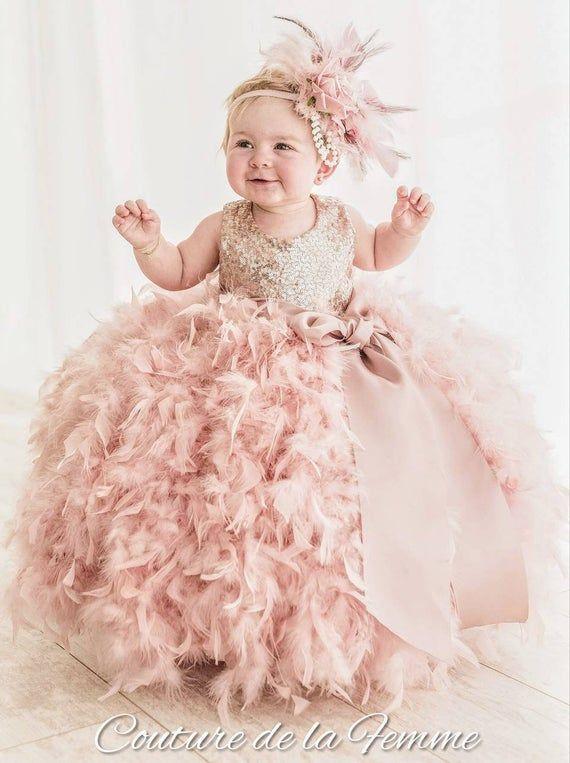 12+ Blush pink toddler dress ideas