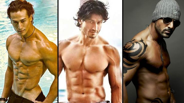Watch Bollywood actor Vidyut Jamwal as he compares himself to Tiger Shroff and John Abraham