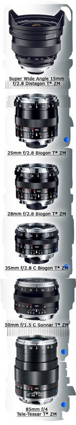 Holiday 2012: M-Mount and M42 Lenses on Mirrorless Cameras | BH inDepth