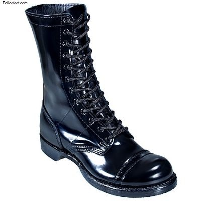 Corcoran Paratrooper Boot! Stand up. Hook up. Shuffle to the door!