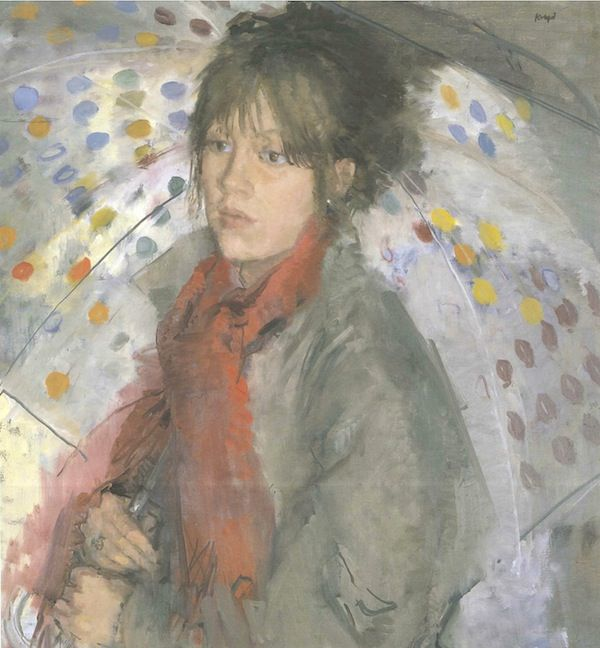 Eminent portrait artist, Peter Kuhfeld, biography, portraits in oil and pastel portraits, price guide and notable sitters