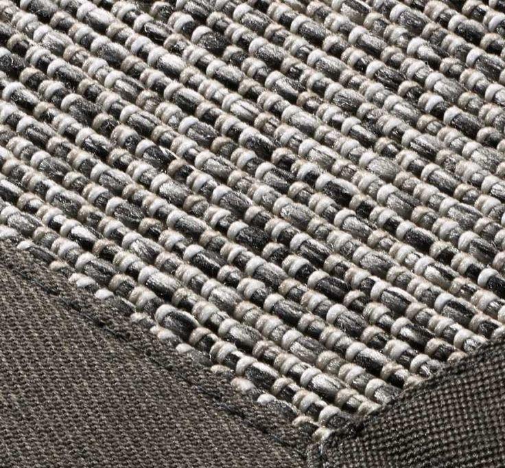 DeKowe Naturino Colours Anthracite Bespoke Rugs | Modern Rugs