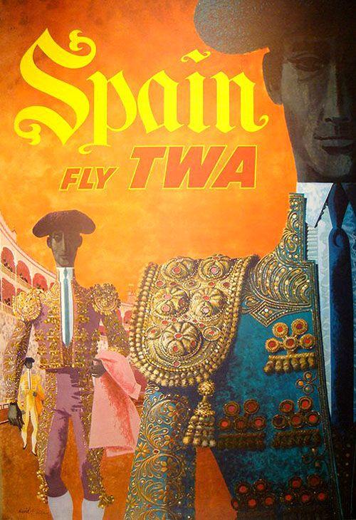 Spain by Klein Spaintwa