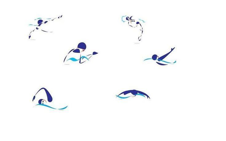 swim tattoo ideas - Google Search