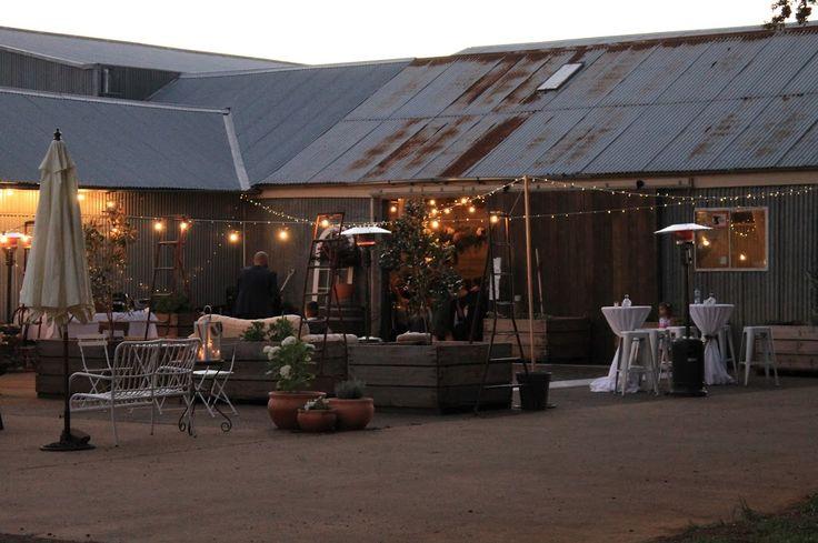 The Wine Garden, Racine Restaurant, Orange, NSW