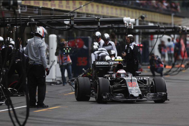 "Alonso: ""Honda cumplirá en 2017""  #F1 #AbuDhabiGP"
