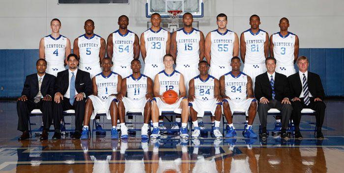 University of KY Basketball | 2009-2010 University of Kentucky Basketball Team | Silk Roads and ...