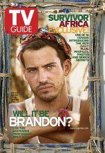 Survivor Africa Exclusive  Cover 4 of 16 Brandon