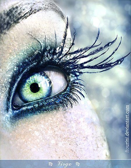 by Irene Zeleskou:Virgo eye