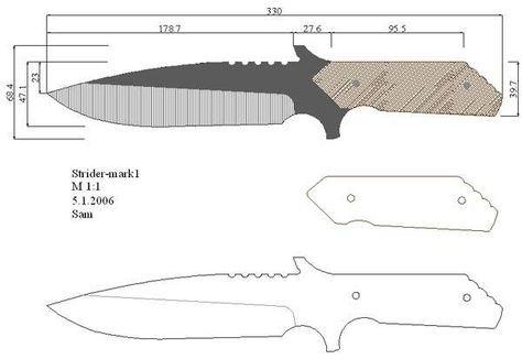 Knife Cz Forum Vykresy Pevnych Nozu Portrit