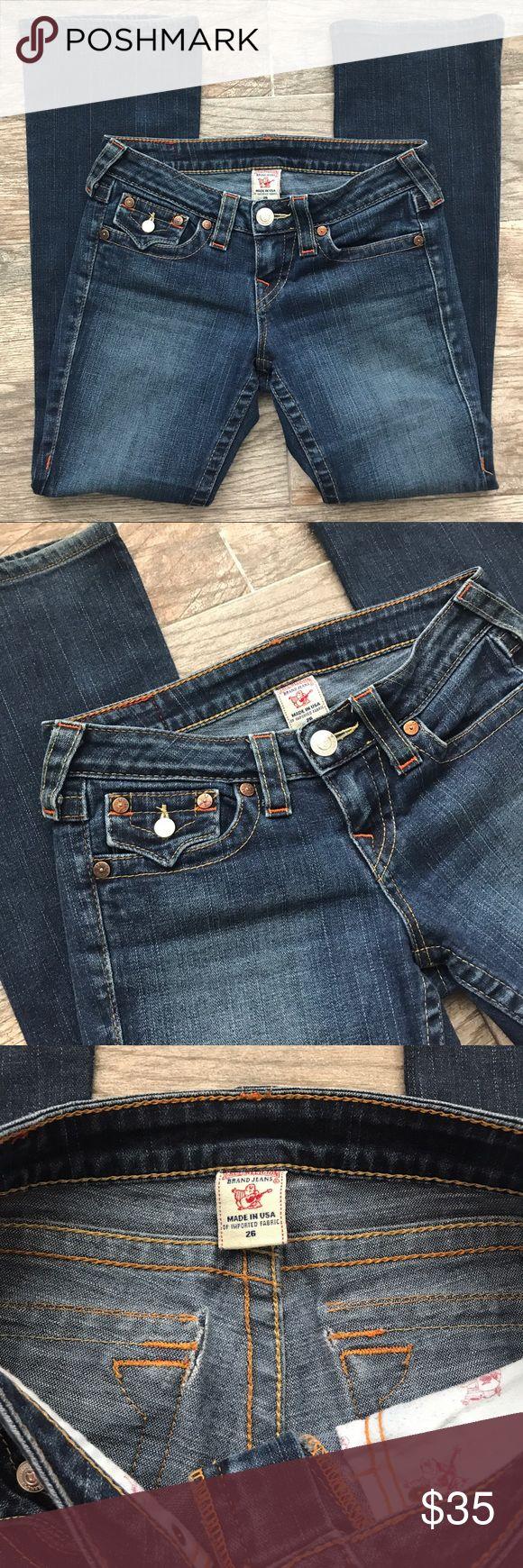 True Religion 'Becky' Bootcut Jeans True Religion 'Becky' Bootcut Jeans - Size 26. True Religion Jeans Boot Cut