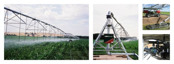 Irrigation projects by TEAM Irrigation in the Hunter Valley, NSW Australia