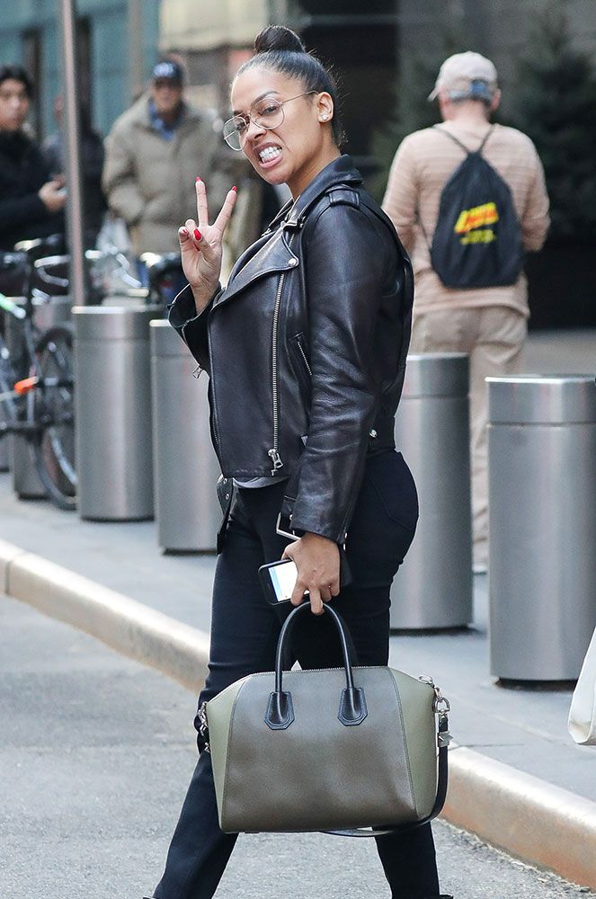 Just Can't Get Enough: La La Anthony and Her Givenchy Antigona Bags