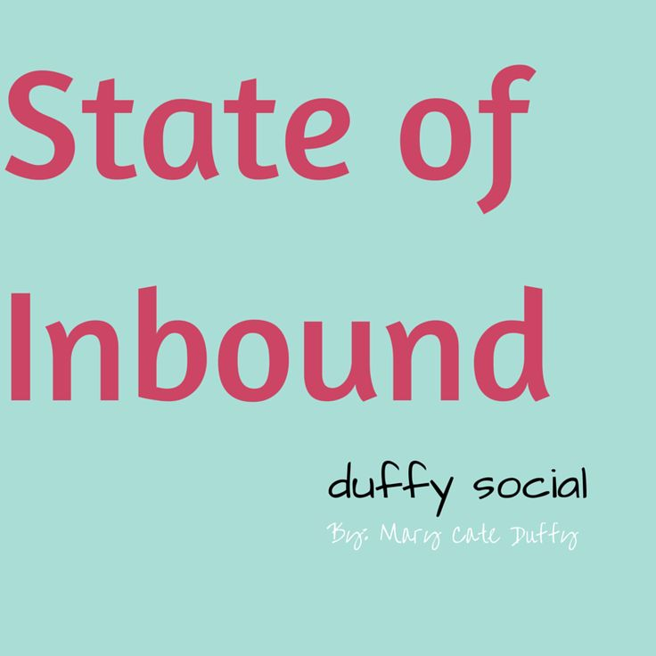 My last post from #Inbound14.