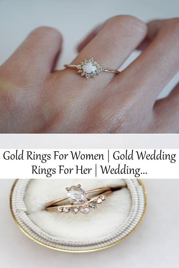Gold Rings For Women Gold Wedding Rings For Her Wedding Engagement Rings Prices Engagement Ring Prices Rings For Her Wedding Ring For Her