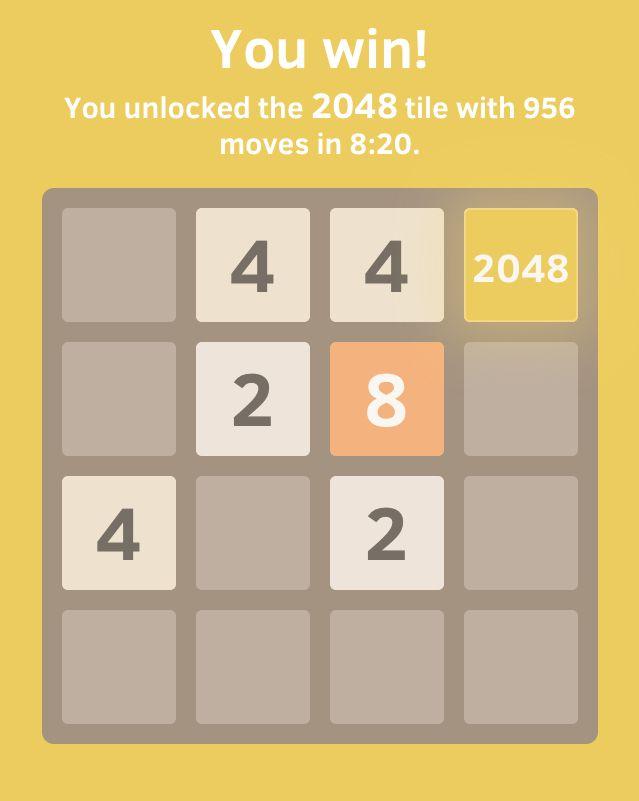 2048 Online Kostenlos Spielen