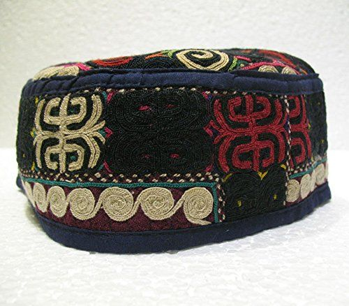 Antique turkoman super fine embroidery hat turkish beret ... http://www.amazon.com/dp/B01F031ICA/ref=cm_sw_r_pi_dp_HZnjxb1TD56NH