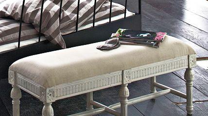 Sitzbank: ein Möbel für jedes Zimmer - [LIVING AT HOME]