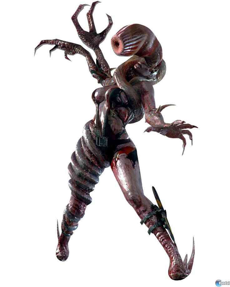 resident evil female monsters | Resident Evil Revelations