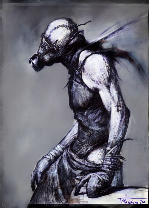 Silent Hill artwork