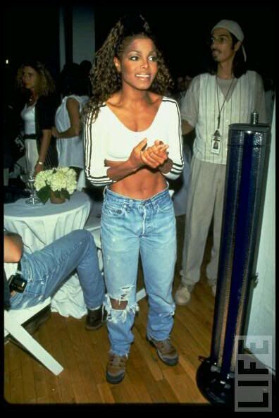 pendule for janet photo: JANET JACKSON 1994 50477078-1.jpg