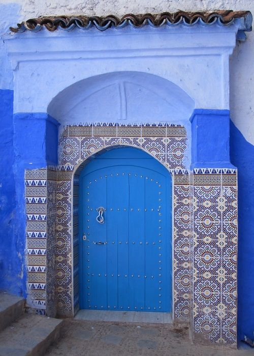 88 Best Chefchaouen The Blue City Images On Pinterest