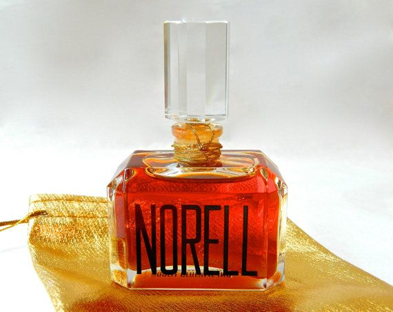 Hey, I found this really awesome Etsy listing at https://www.etsy.com/listing/214867260/vintage-norell-by-norell-perfumes-rare-1