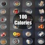 100 Kalorilik Masum Atıştırmalıklar