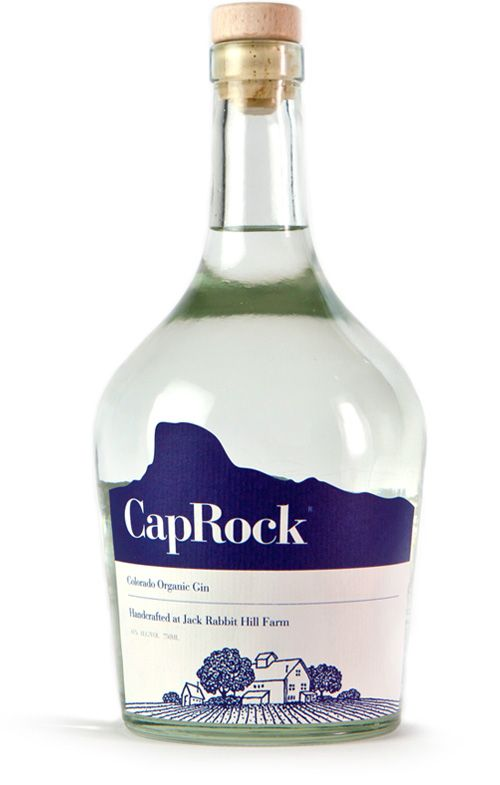 CapRock® Colorado Organic Gin Wish I had known about this before I went to CO a few months back.